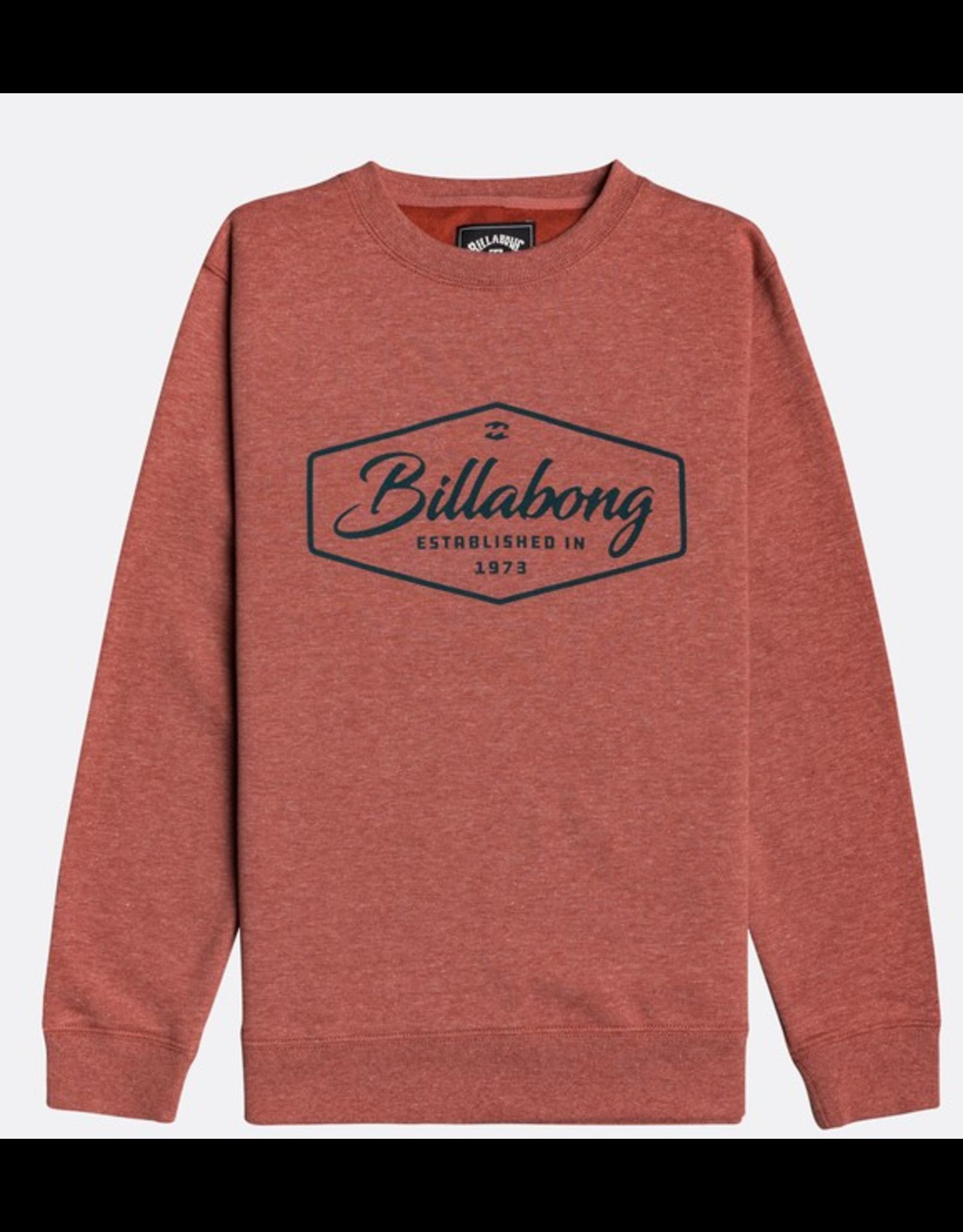 Billabong Billabong Trademark Red