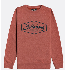 Billabong Billabong Trademark Red