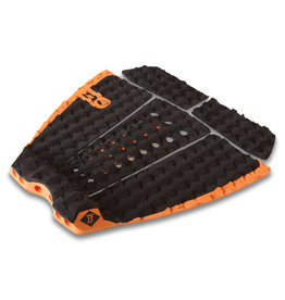 Dakine JJF Black Orange Pro Surf Traction Pad