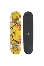 """Jucker Hawaii Jucker Hawaii 8.0"""" Skateboard TASTY TOASTS Complete"""