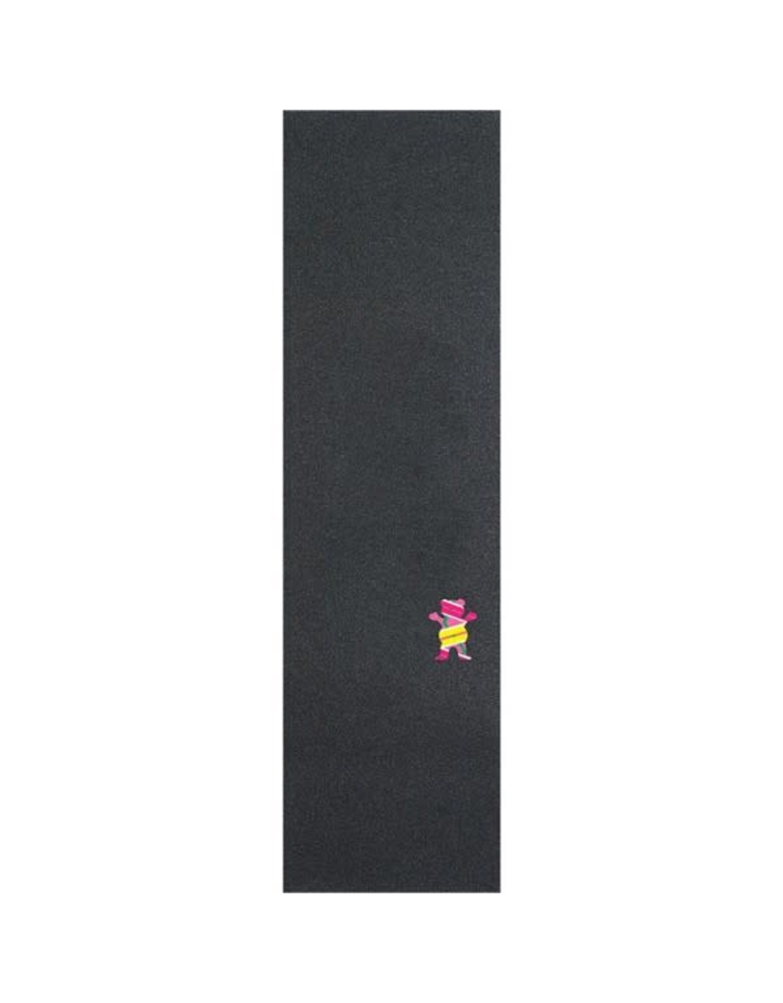 Grizzly Grizzly Chris Cole Griptape Sheet Pink 9.0
