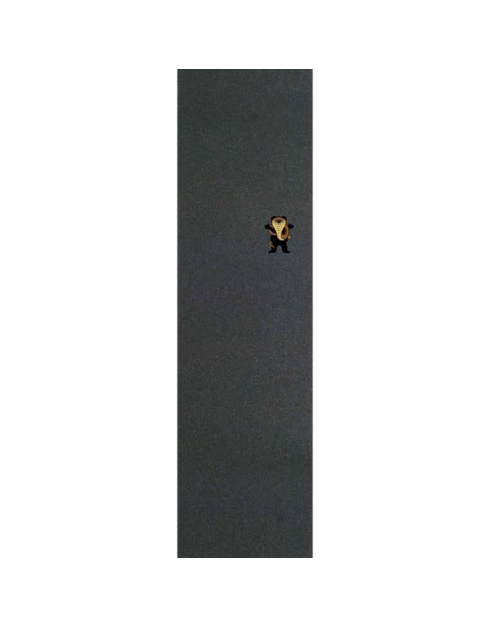 Grizzly Grizzly Cobra Cole Griptape Sheet Black 9.0