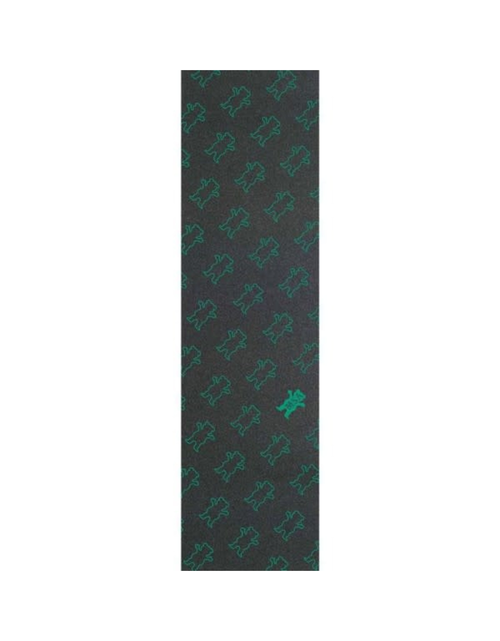 Grizzly Grizzly Msa Repeat Griptape Sheet Blue 9.0