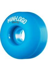 Mini Logo Mini Logo C-Cut Wheel Blue 101A 53mm