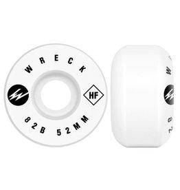 Wreck Havoc Wreck Havoc Og Formula OrigInal Cut Wheel White 52mm