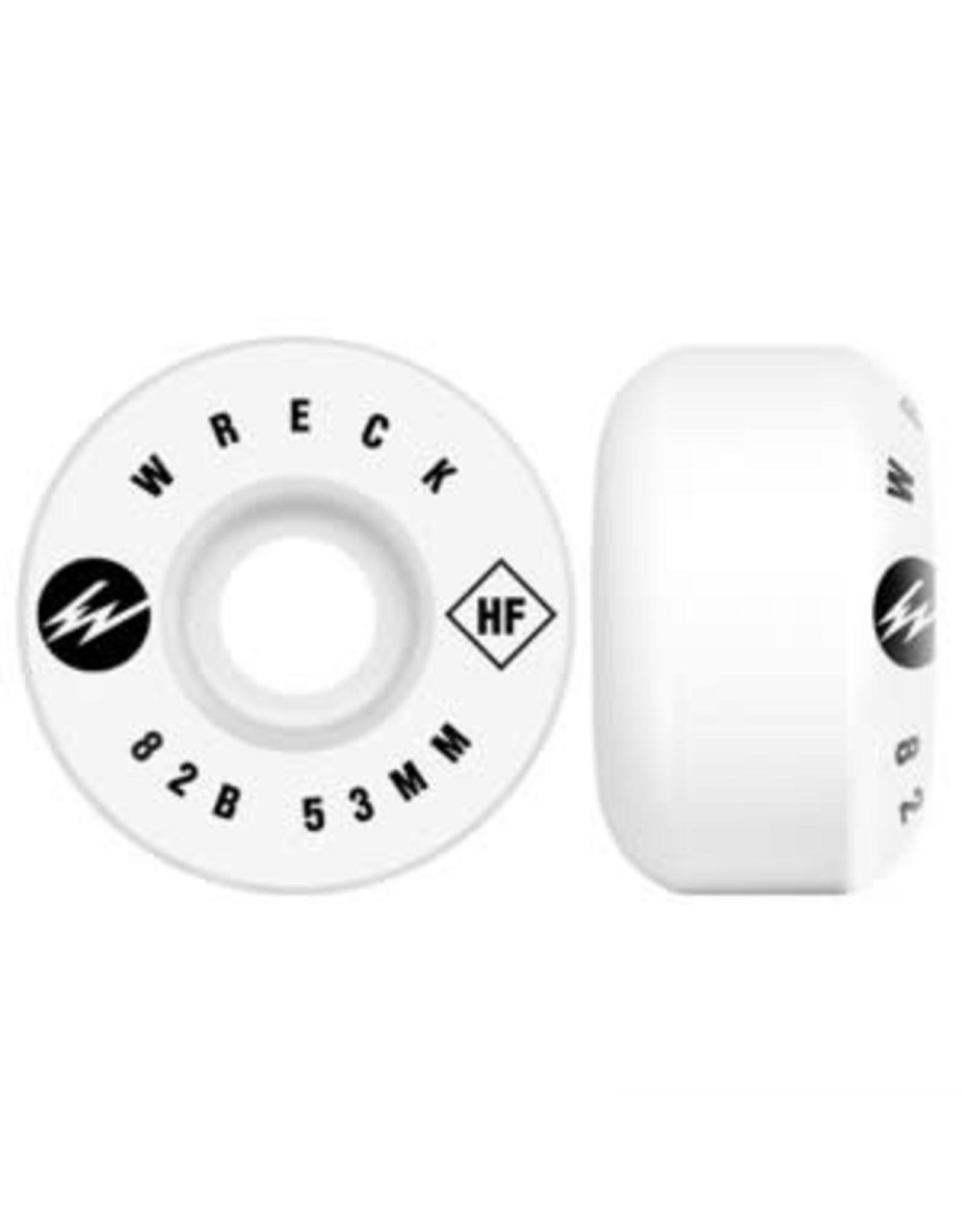 Wreck Havoc Wreck Havoc Og Formula OrigInal Cut Wheel White 53mm