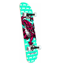 Powell Peralta Powell Peralta 7.75 Cab Dragon Complete Skateboard Shape 291 Teal