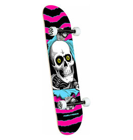 Powell Peralta Powell Peralta 7.75 Ripper Complete Skateboard Shape 291 Pink