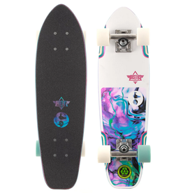 Dusters Dusters 25.0 Bird Lava Complete Cruiser White