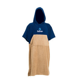 Surflogic Surflogic Poncho Navy/Beige