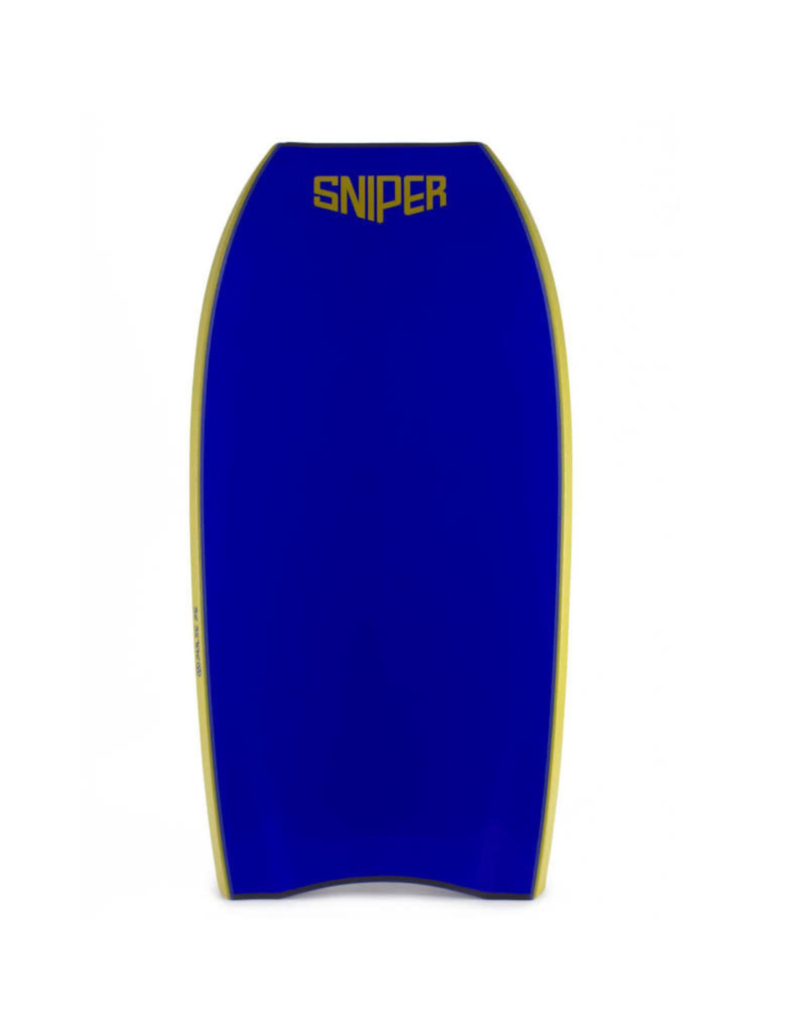 Sniper Sniper Bodyboard Pulse NRG 41 Blauw