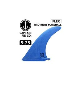 "Captain Fin Catain Fin 9.75"" Brothers Marshall Flex"
