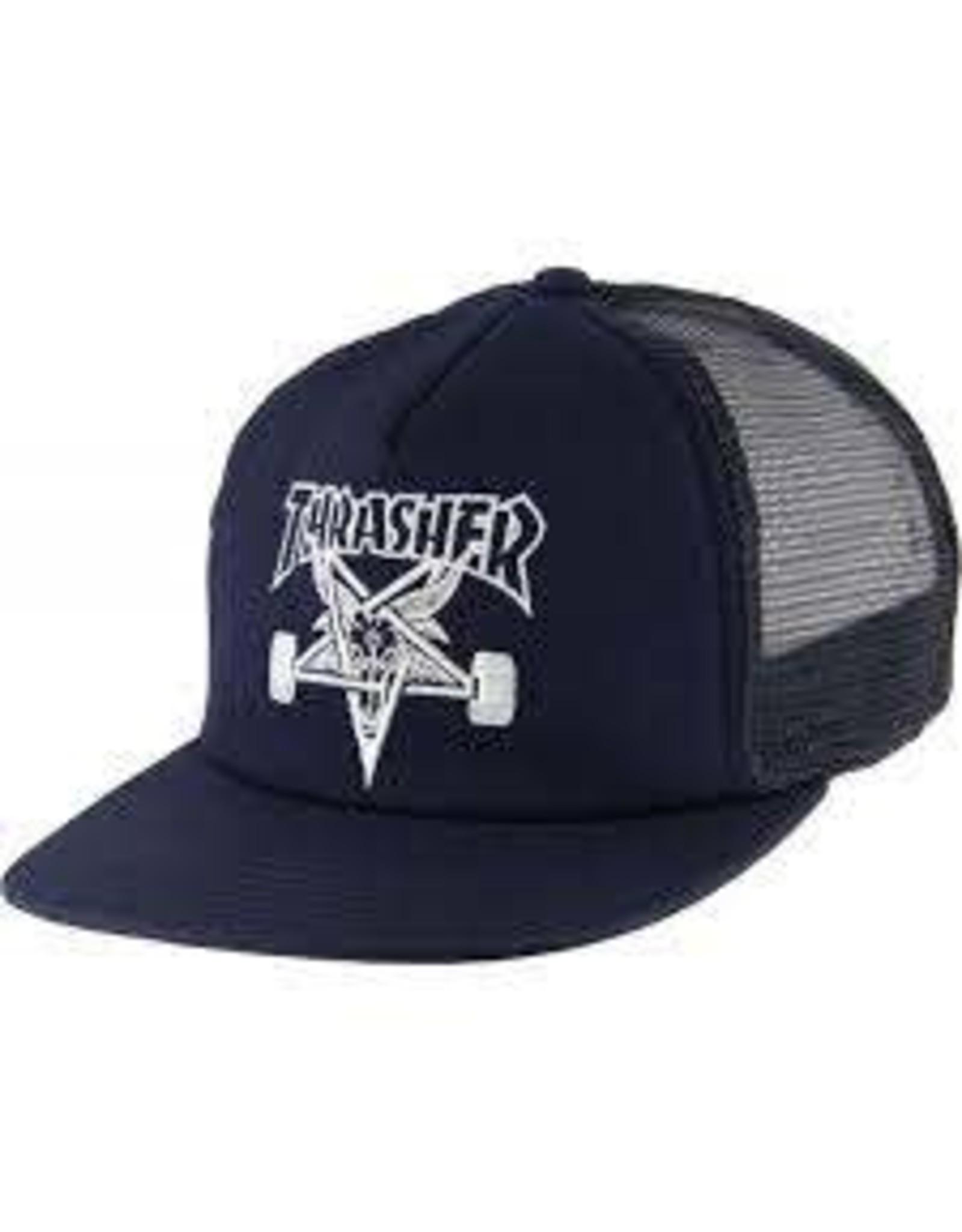 Thrasher Thrasher Skate Goat Cap Navy