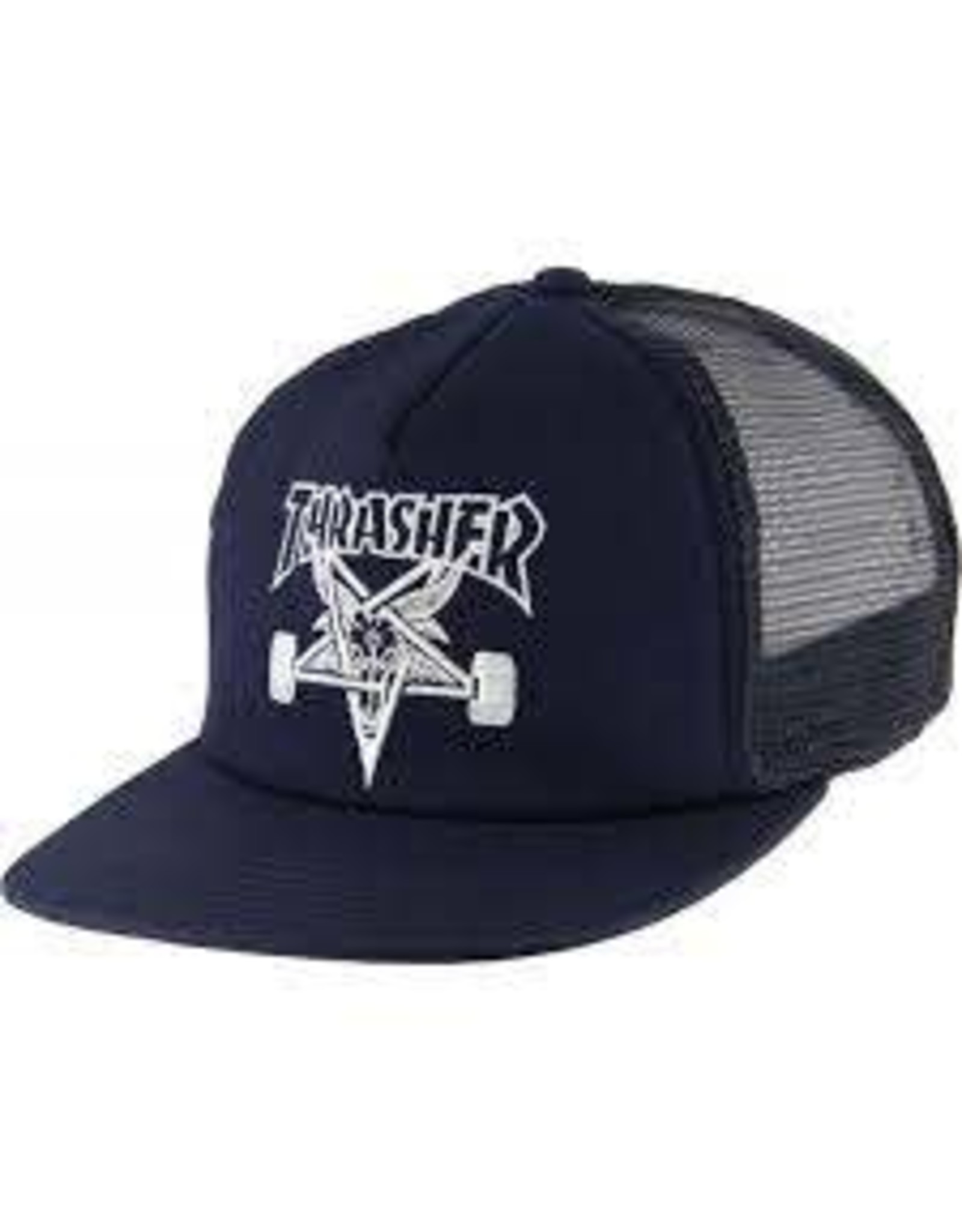 Trasher Trasher Skate Goat Cap Navy