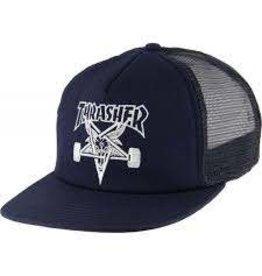 Thrasher Trasher Skate Goat Cap Navy