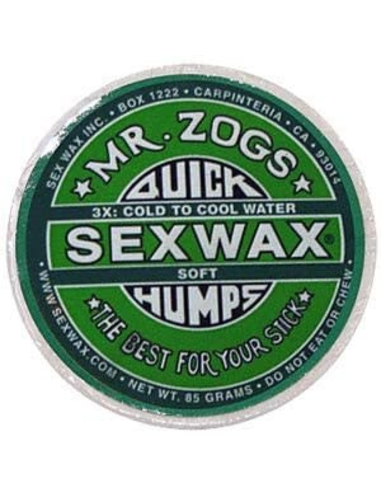 Sex Wax Sex Wax 3x Cool Water 14 - 23C