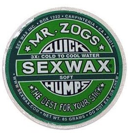 Sex Wax Sex Wax 3x Cool Water 14 - 23C
