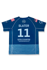 Kelly Slater (USA) World Title Athlete Jersey Large