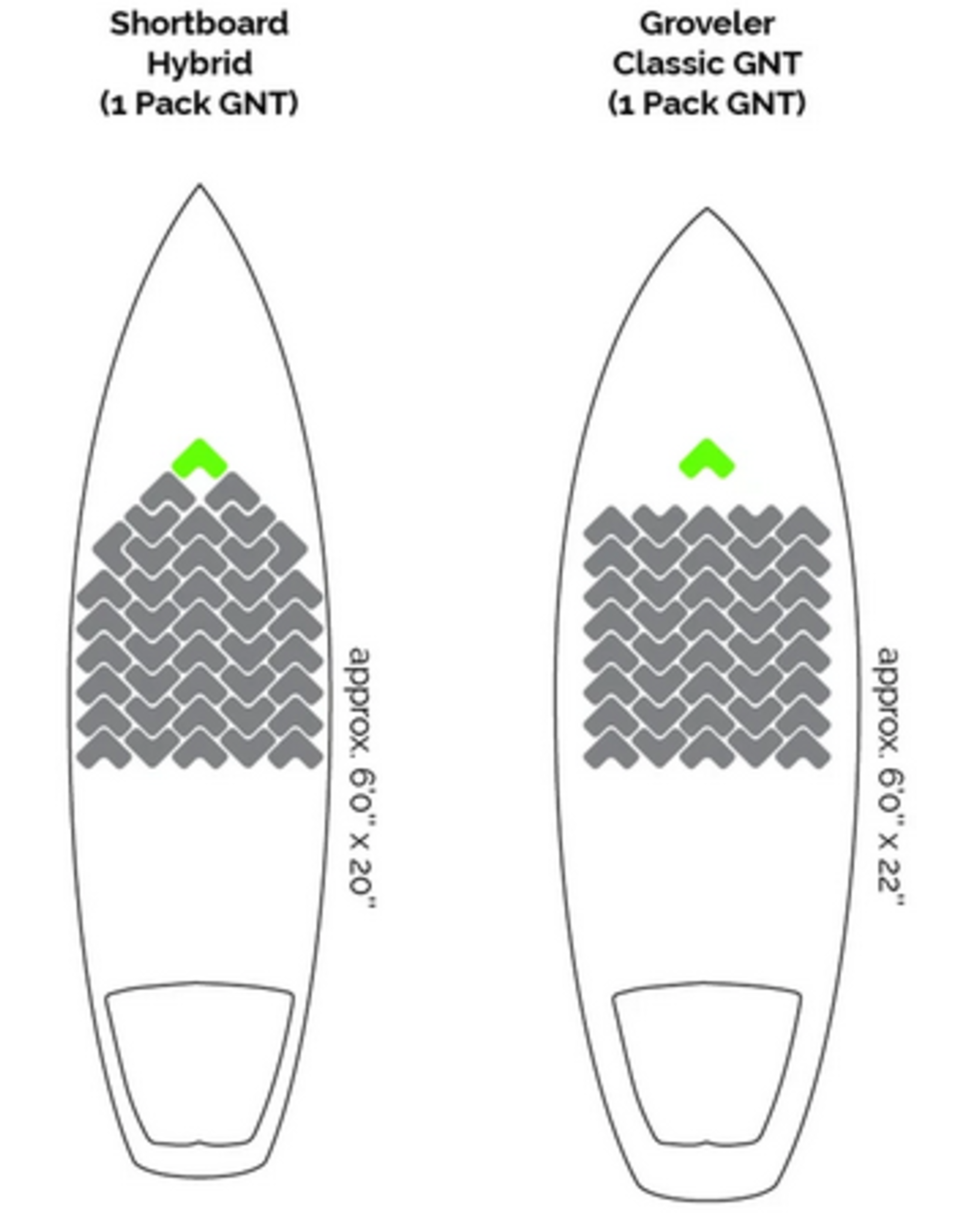 GNT GNT Grip 'n' Traction Surf Grip