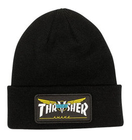 Thrasher Thrasher Venture Collab  Beanie Black
