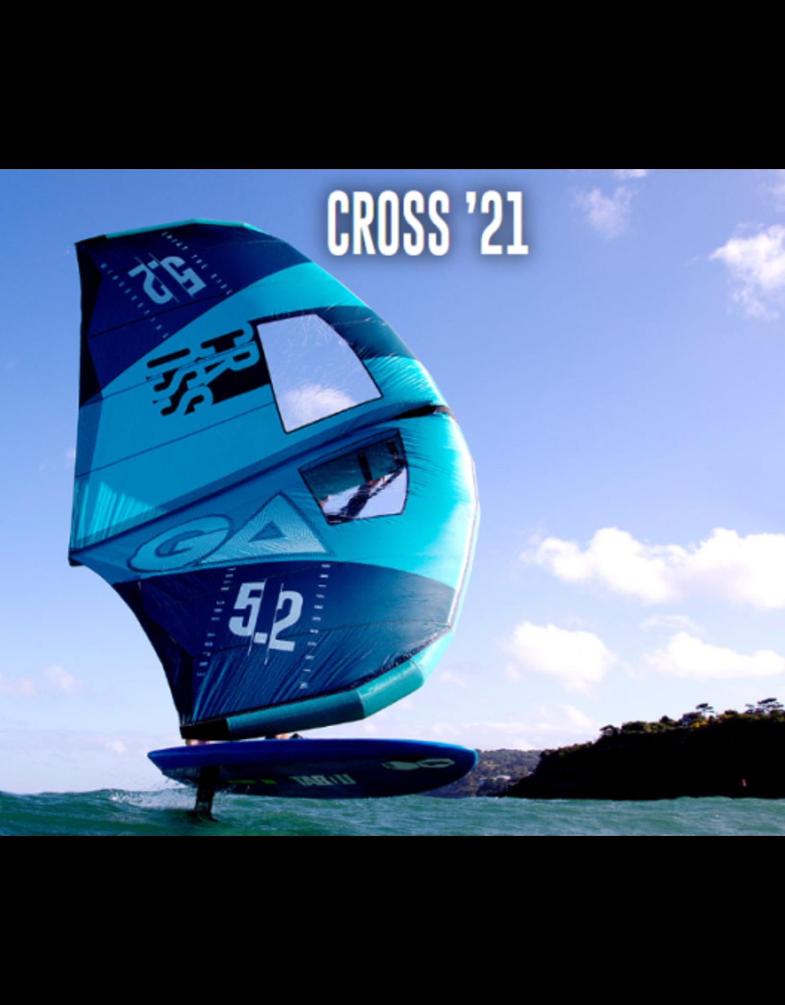 GA Sails GA Sails Cross Wingfoil
