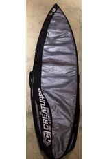"""Creatures 6'7"""" Boardbag gebruikt"""