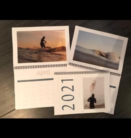 Surf Kalender 2021 By Rowan Geerdink