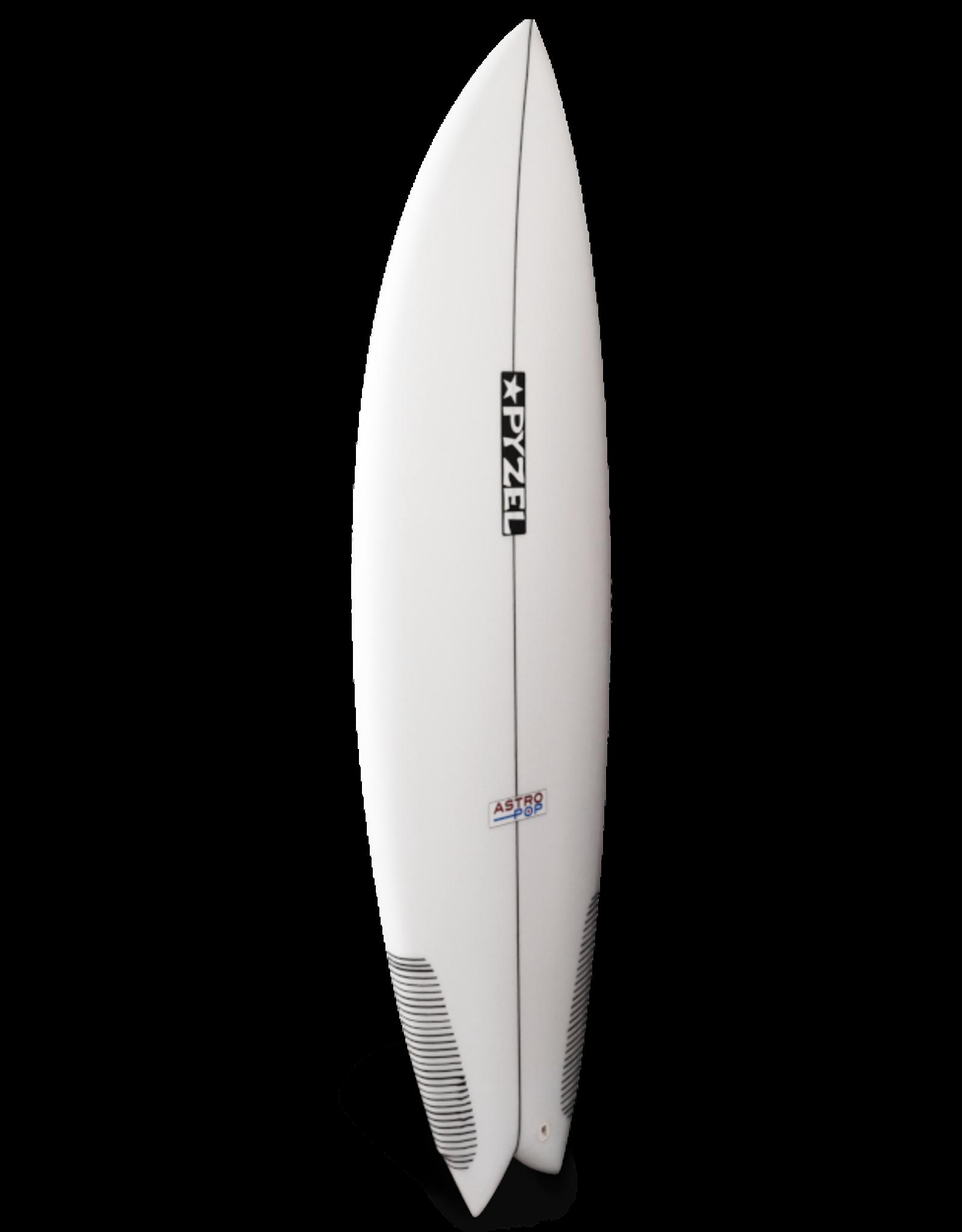 "Pyzel Surfboards Pyzel 6'2"" Astro Pop"
