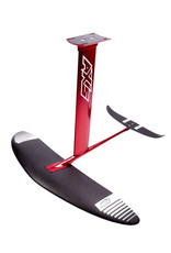 Axis Axis Foil 760 and 860 Carbon Front Wing, 370 Carbon Rear Wing, Ultrashort, 75cm 19mm mast