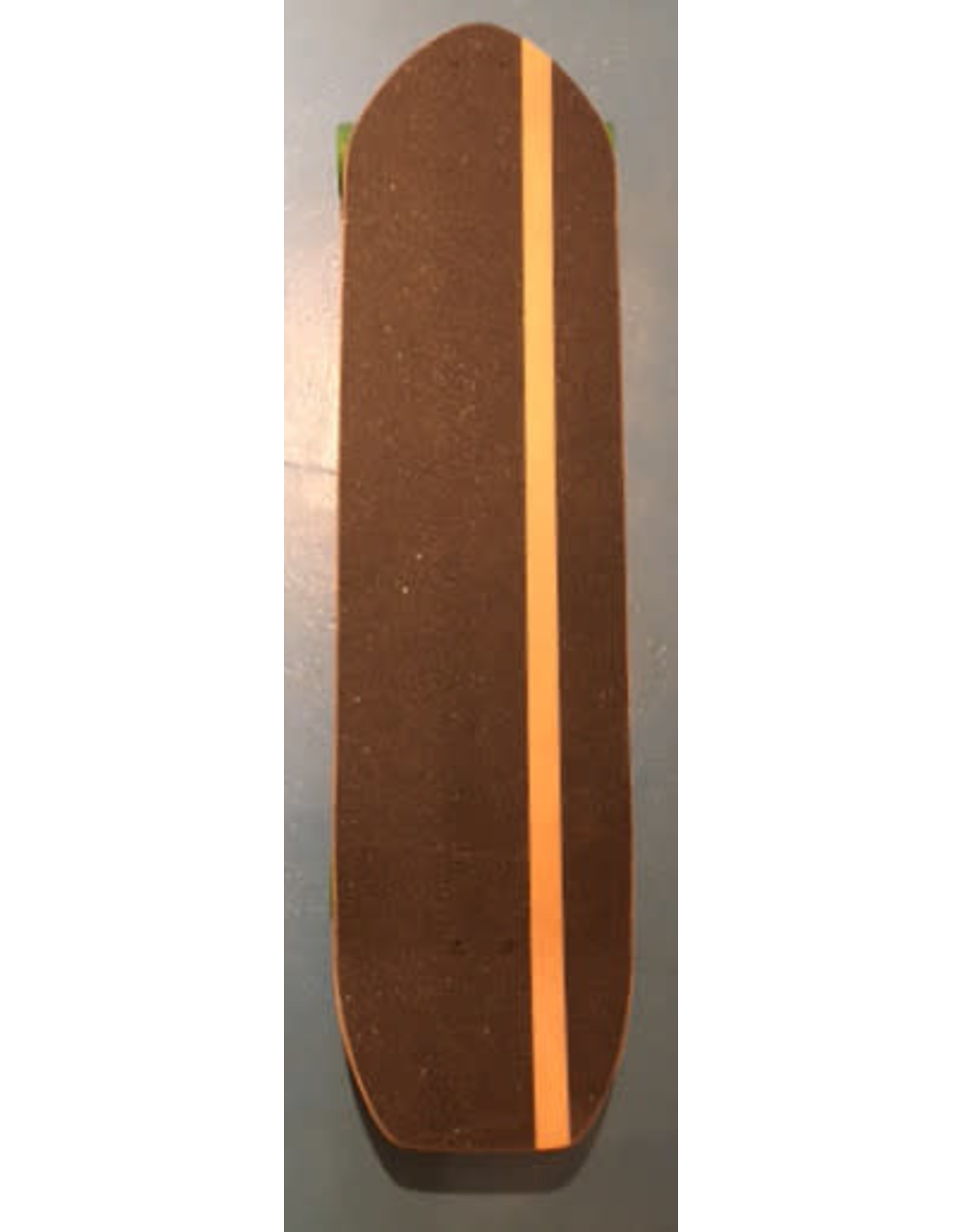 "Jucker Hawaii Jucker Hawaii 37"" Longboard  Freeride PRO Compleet"