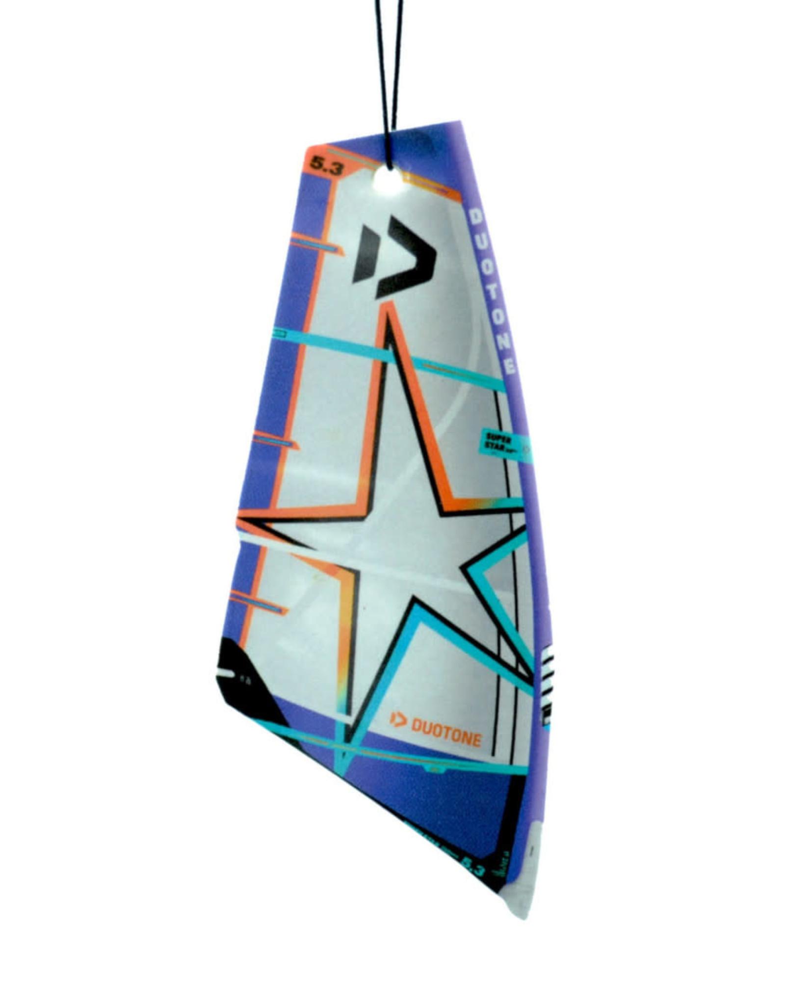 Air Freshener Duotone Super Star Air Freshener Black Water