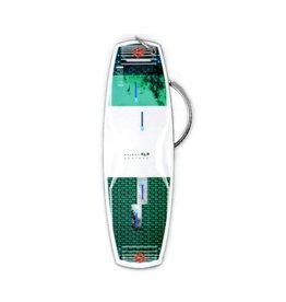 Air Freshener Duotone Select SLS Keychain