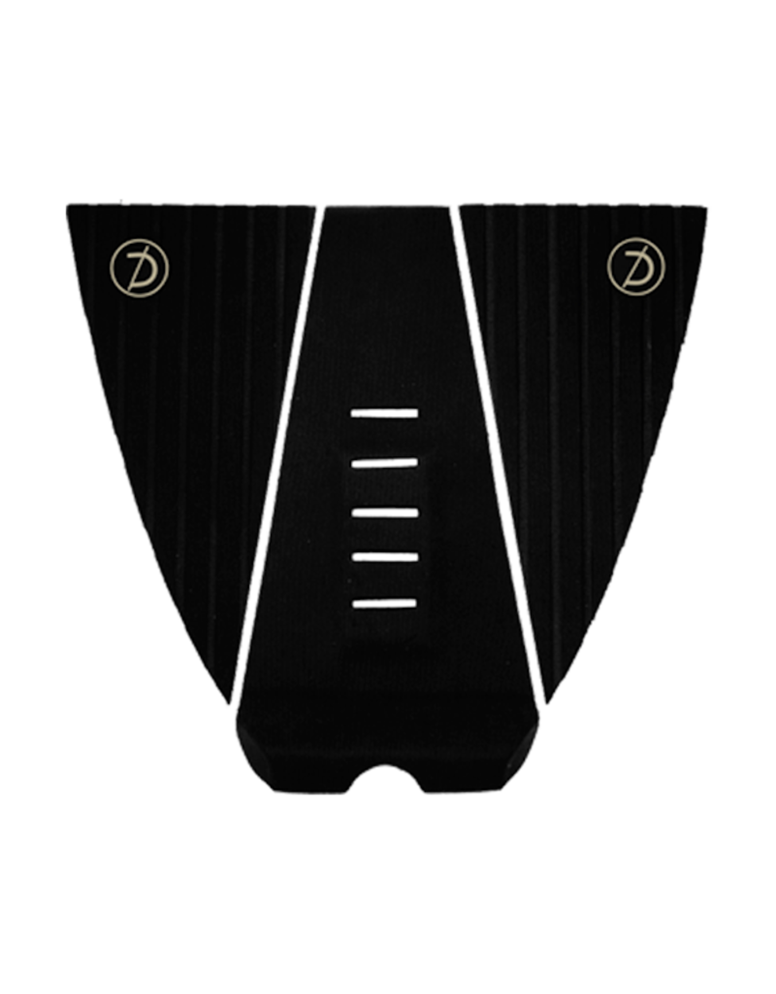 Deflow Deflow 3 Piece Traction Pad Black