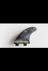 Feather Fins Feather Fins Joan Duru Dual Tab FCS Medium