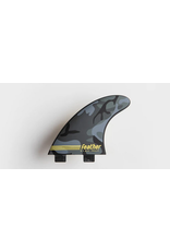 Feather Fins Feather Fins Joan Duru Dual Tab FCS Large