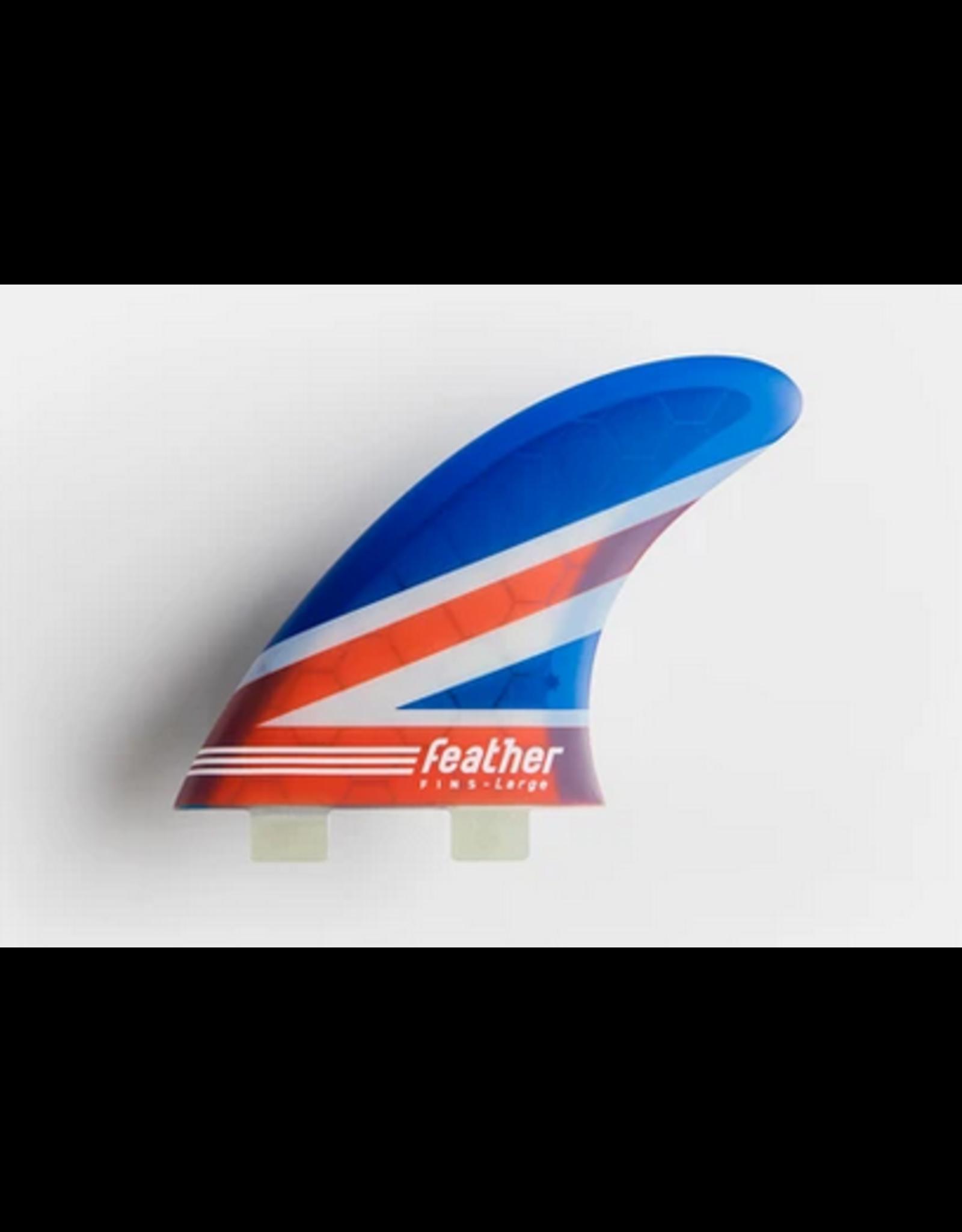 Feather Fins Feather Fins Stuart Kennedy Dual Tab FCS Medium