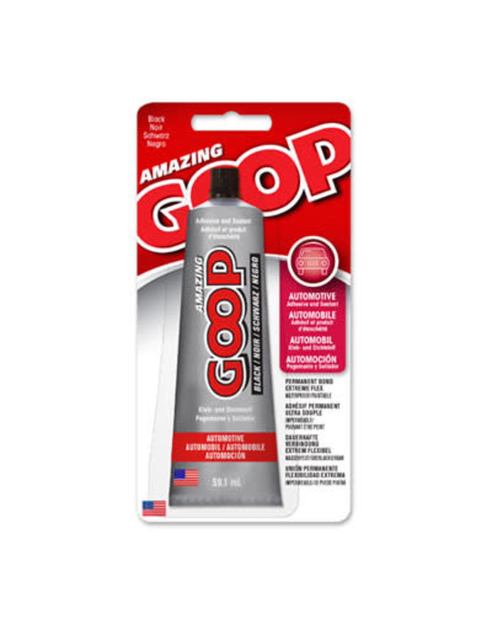 Shoe Goo Shoe Goo Amazing Goop Black (59ml)