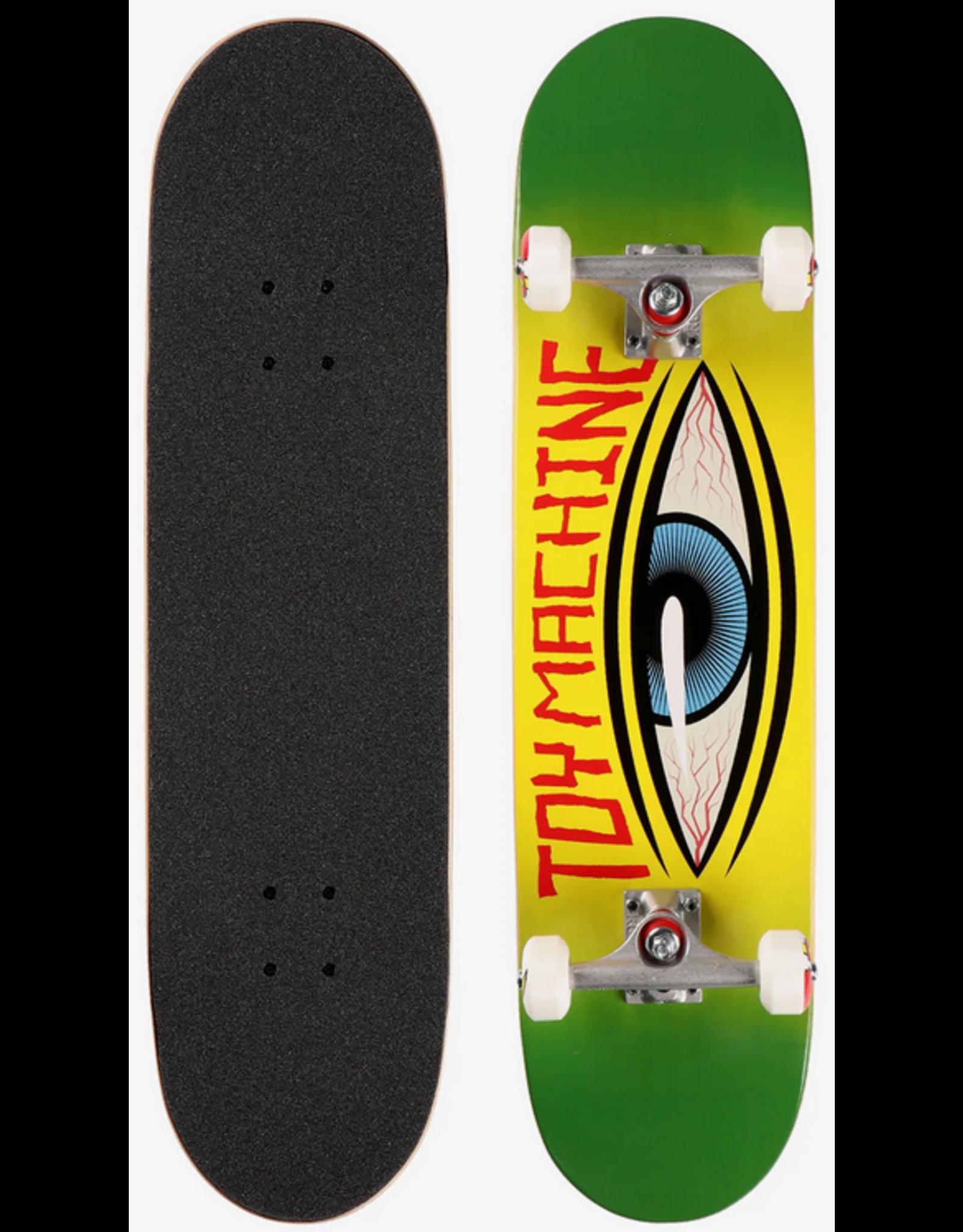 "Toy Machine Toy Machine Future 8.25"" Complete Skateboard"