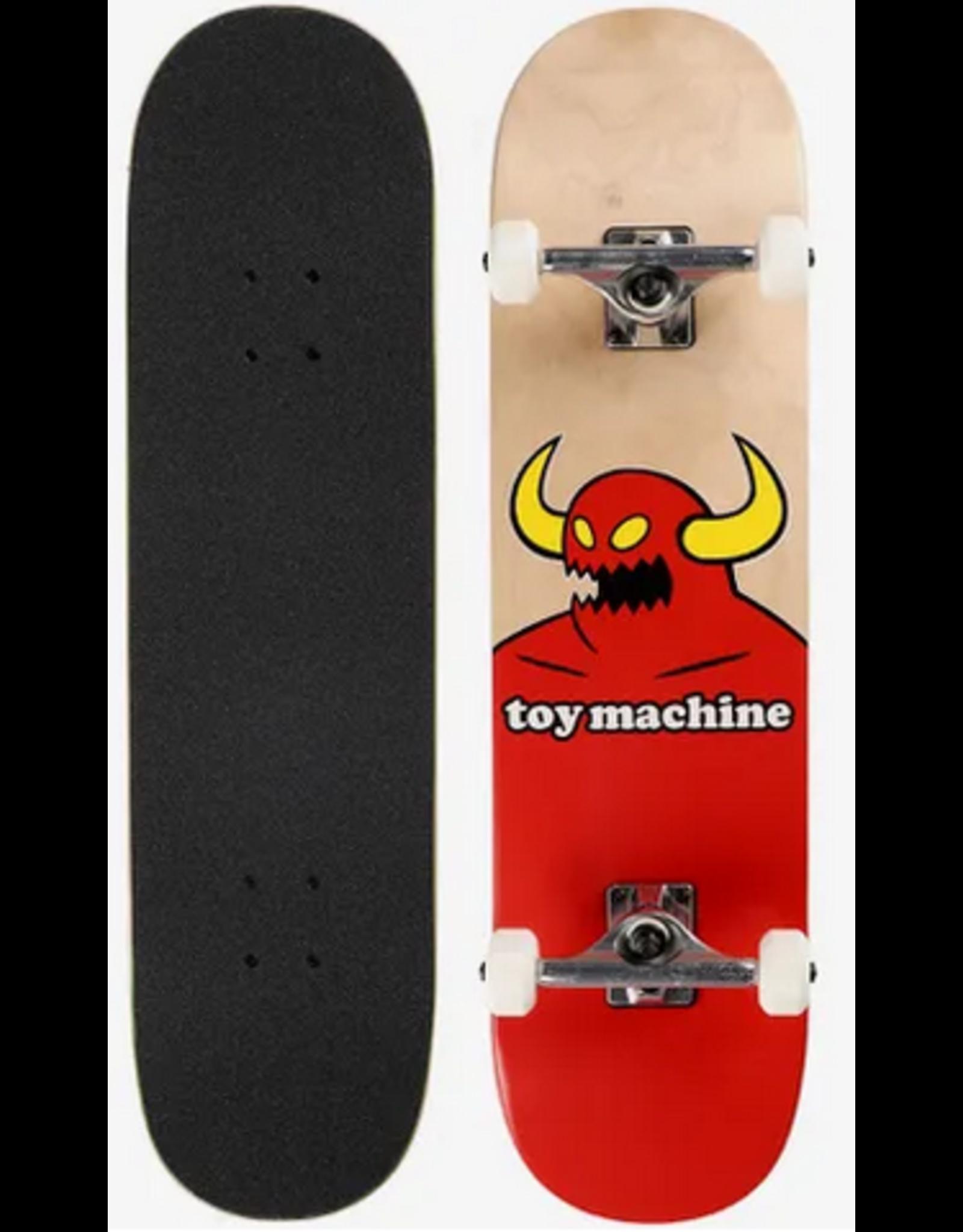 "Toy Machine Skateboards Toy Machine 8"" Monster Compleet Skateboard"