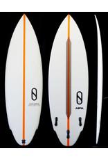 """Firewire Firewire 5'10"""" Flat Earth Orange"""