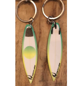 Rip Curl Rip Curl Surfboard Keyring White/Green