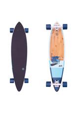 "Z-Flex Z-Flex 38"" Bamboo Pintail  Longboard"