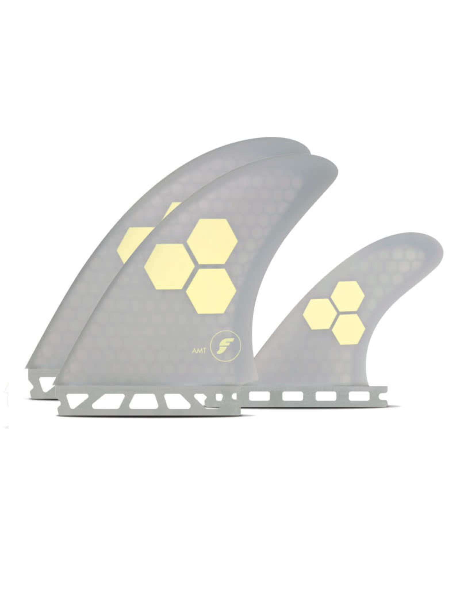 Futures Futures Twin Tri Fin Set Channel Islands AMT HC