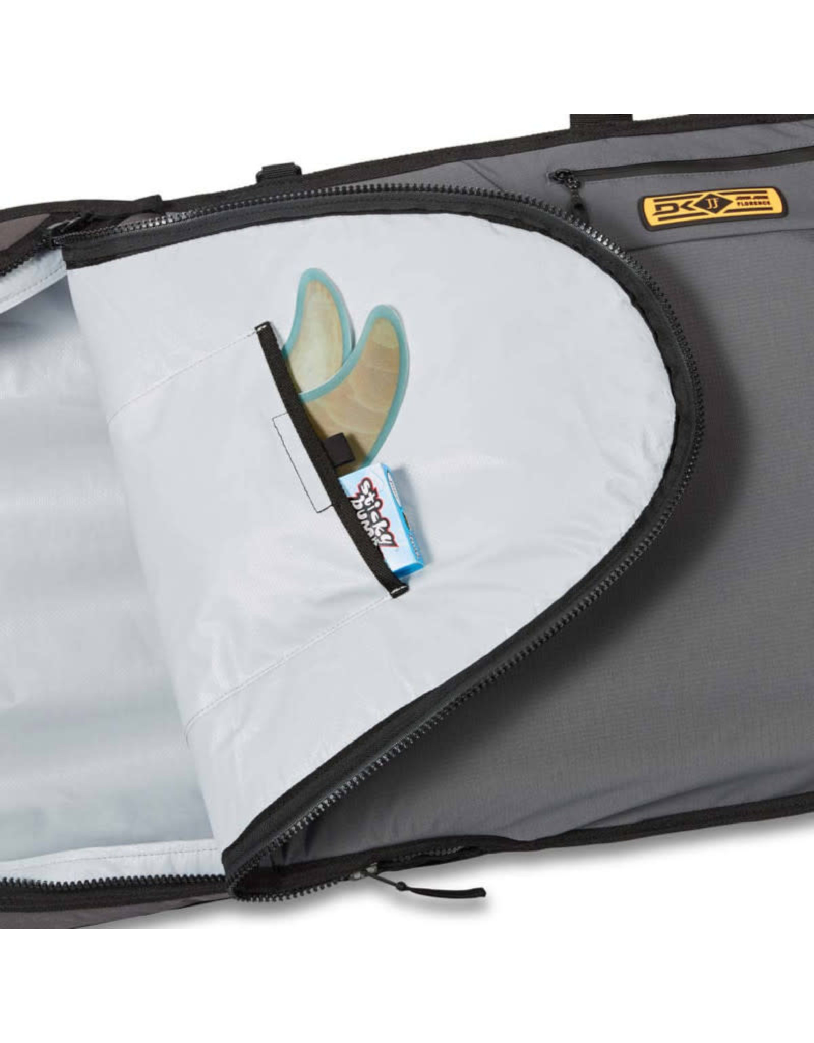 Dakine Dakine 5'8'' John John Florence Mission Surfboard Bag Surf Boardbag Carbon