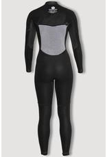 SISSTR Sisstr 7 Seas 3/2mm Chest Zip Full Suit