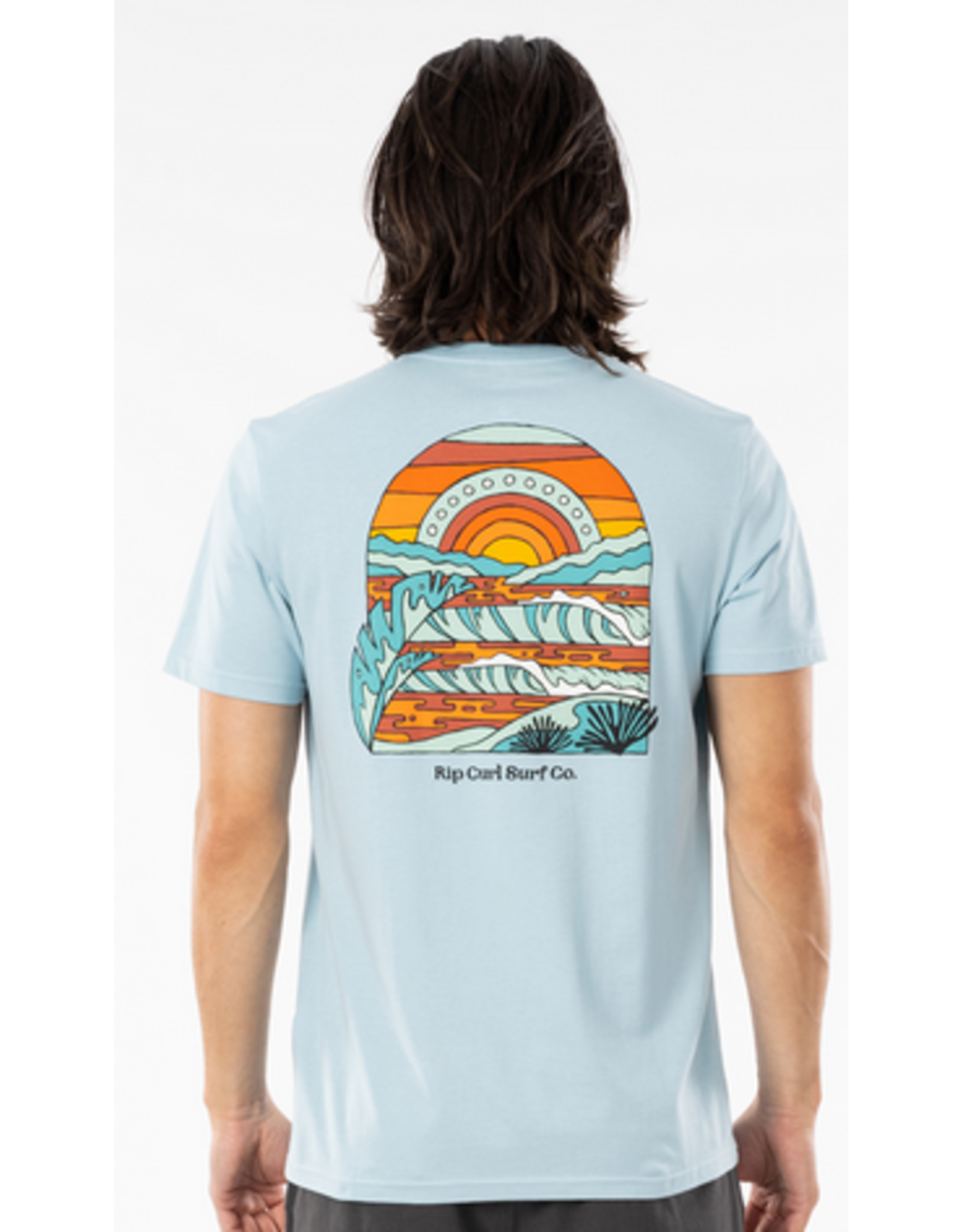 Rip Curl Rip Curl Saltwater Culture Sundown T-shirt