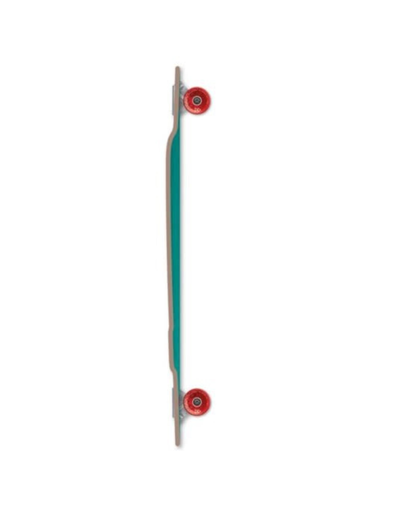 Flying Wheels Flying Wheels 38.5 Rig teal Initiate Series