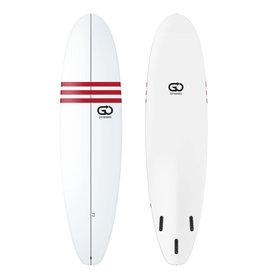 """GO GO 7'2"""" Soft Top Surfboard"""