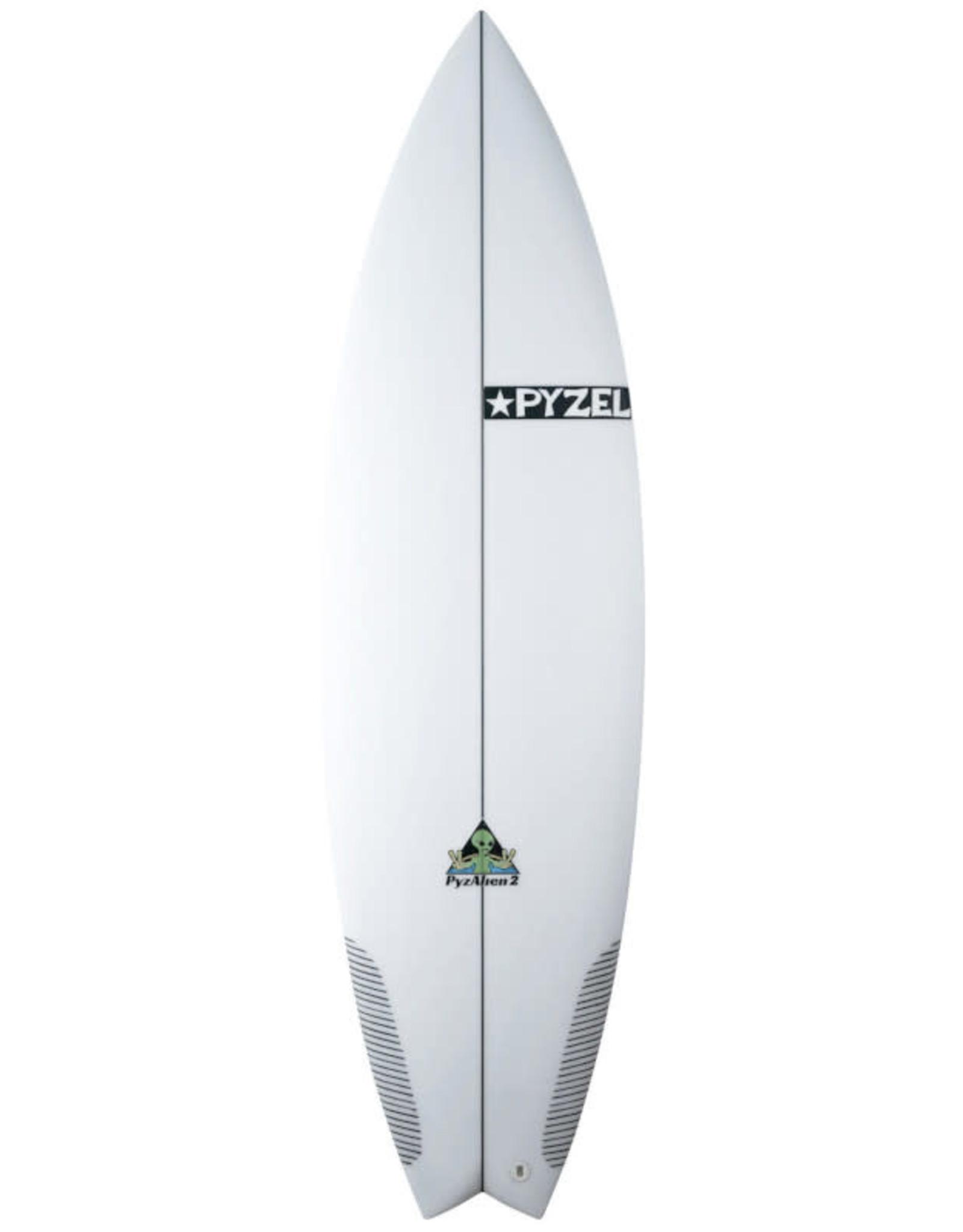 """Pyzel Surfboards Pyzel 5'11"""" Pyzalien 2"""