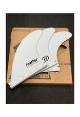 Feather Fins Feather Fins Ultraglass Futures Medium